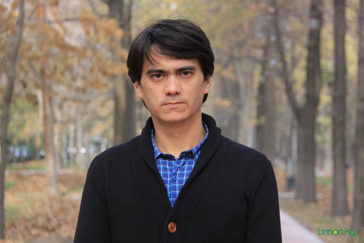 Анвар Айтахунов,29 лет, частный предприниматель