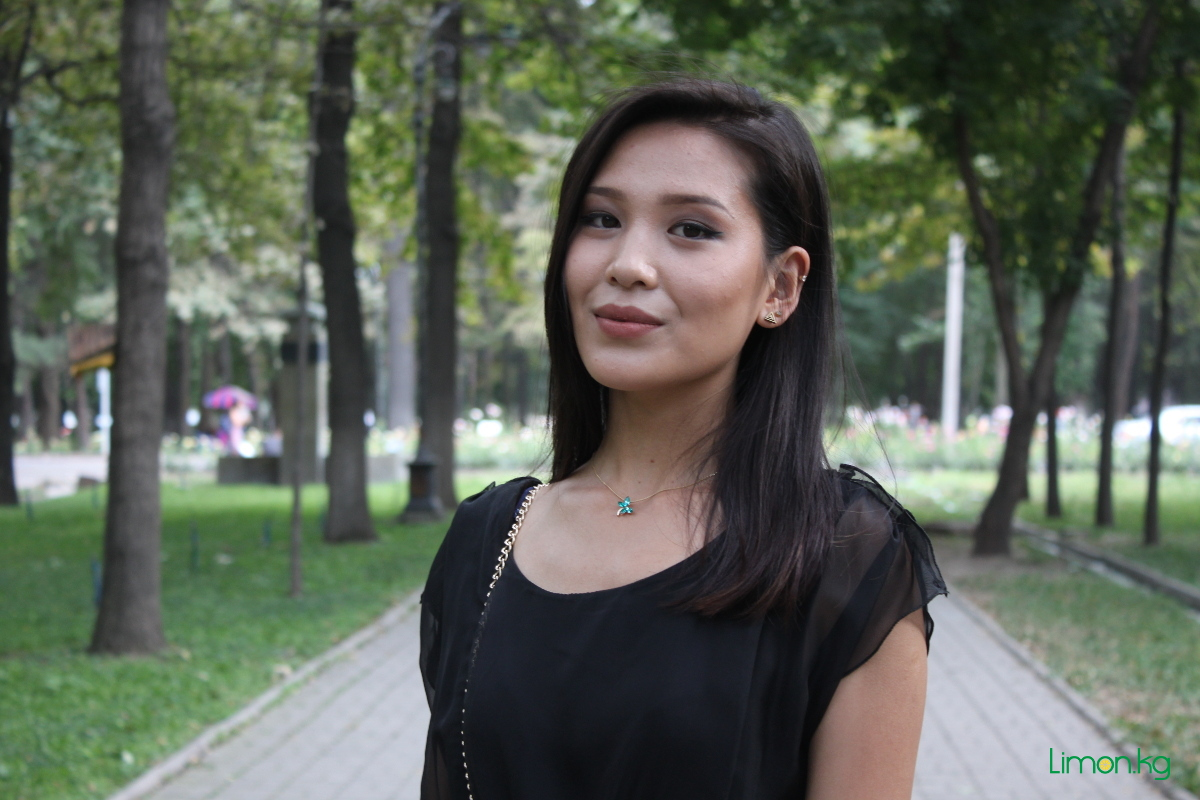 Сания Машанло, 22 года, переводчик китайского языка