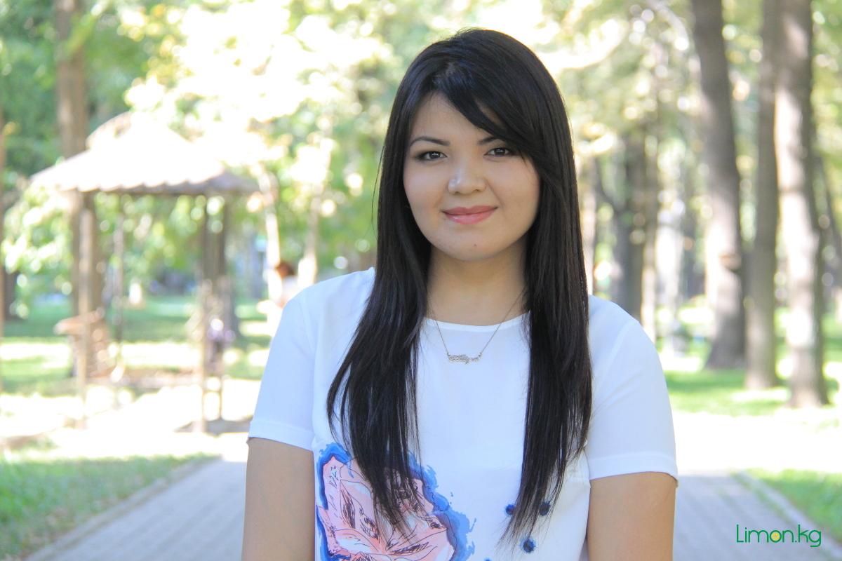 Алия Исмаилова, 21, студентка