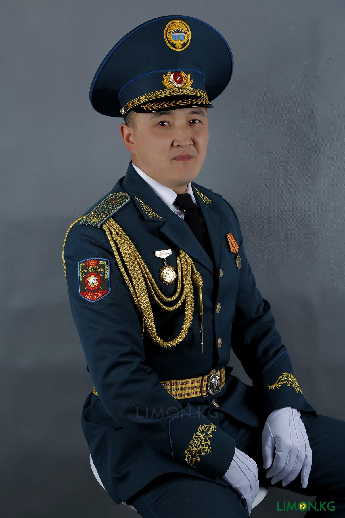 Нурсейит Назарбеков