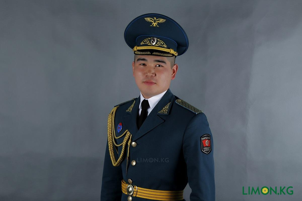 Арген Жаанбаев