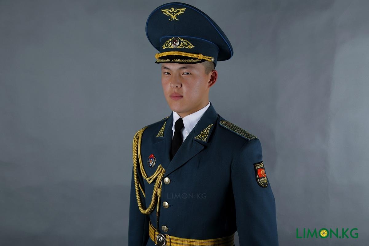 Талантбек Айылчиев