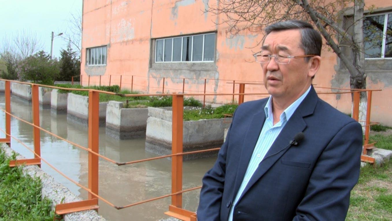 АКИ-TV. Как очищаются канализационные стоки в Бишкеке?