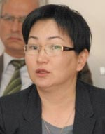 Эльмира Ногойбаева