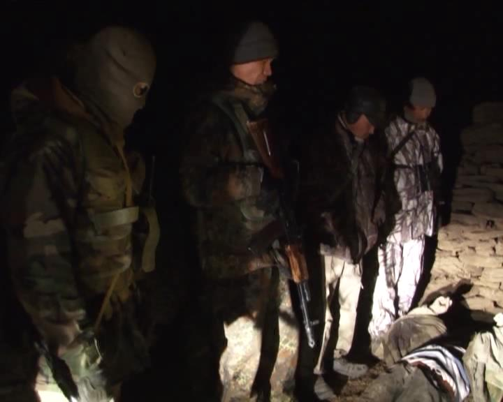 Убитые во время перестрелки на границе с Китаем / Пикертык / АКИpress