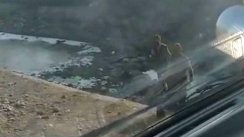Баткендеги Кадамжай районунда таза суу маселеси чечилбей келет. Видео