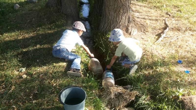 Жители сел Московского района жалуются на проблемы с водоснабжением
