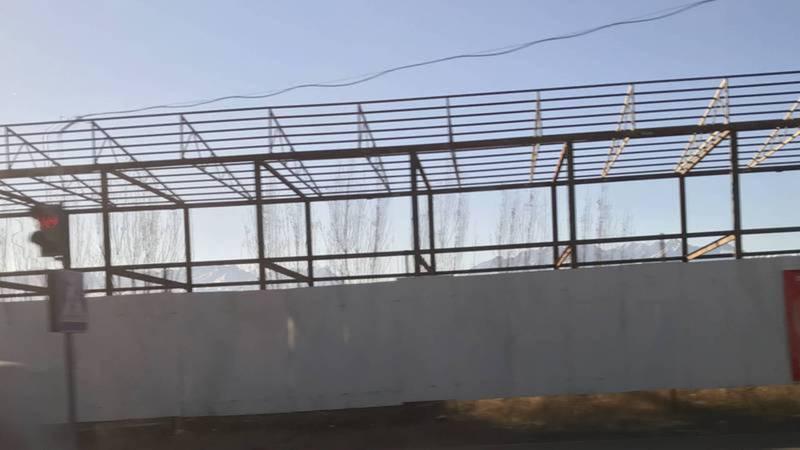 Строительство магазина на ул.Анкара идет законно, - Аламединский акимиат