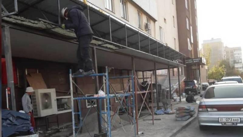 Законно ли идет строительство объекта в среднем Джале? - горожанка