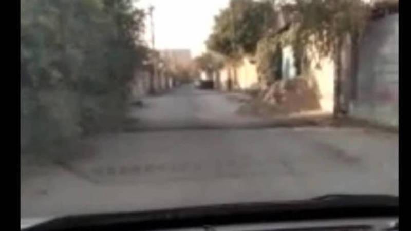 Сотрудники «Бишкекасфальтсервиса» не устанавливали искусственную неровность на улице Пожарского