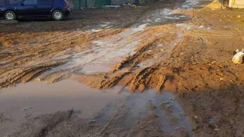 Мэрия: Ремонт дорог жилмассива Алтын-Ордо включен в план на 2020 год
