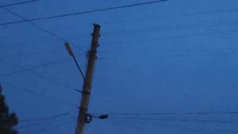 Мэрия: Наружное освещение в Бишкеке выключается согласно утвержденному графику