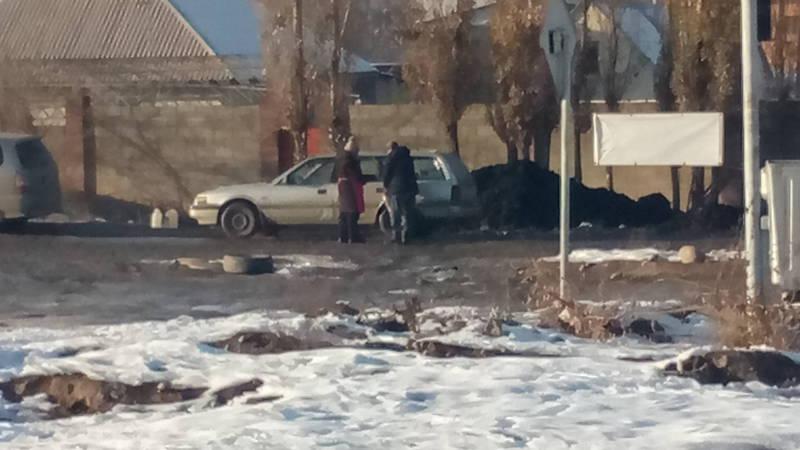 На Южной Магистрали-Чортекова снова торгуют ГСМ (фото)