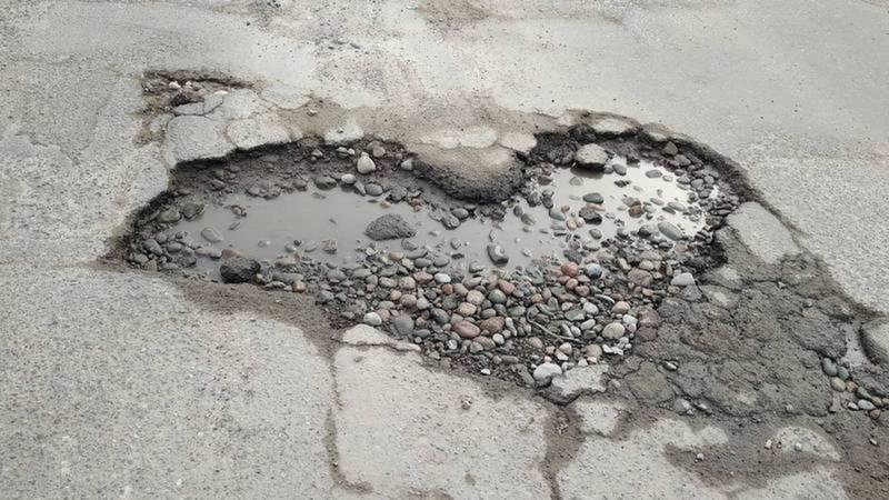 На улице Жукеева-Пудовкина с 1 марта начнется ямочный ремонт, - мэрия