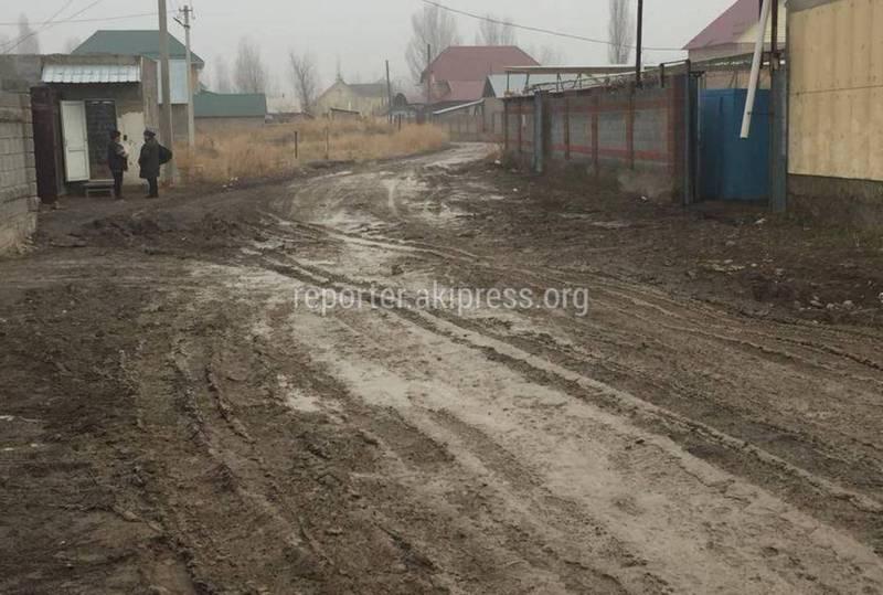 Фото, видео — Жители Новопокровки жалуются на состояние улиц