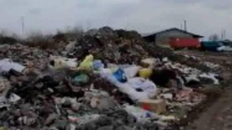 Вопрос о свалке на улице Абаканской относится к Сокулукской райадминистрации, - мэрия