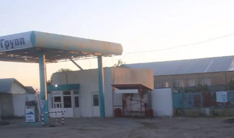 Житель села Барскоон интересуется, законно ли построено кафе «Асан-Ата» возле АЗС?