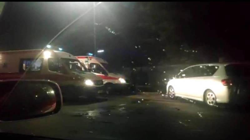 В ДТП на ул.Льва Толстого пострадали четыре человека