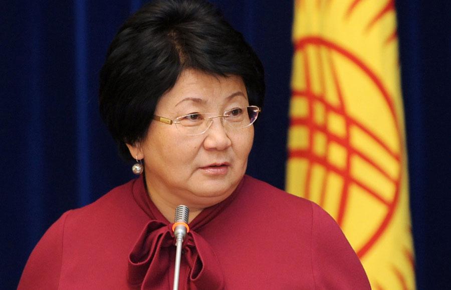 Роза Отунбаева / Пресс-служба президента