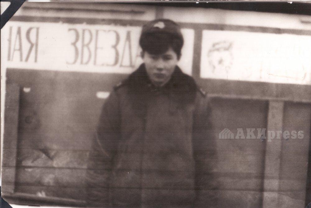 Фото из армии Кулбараков5