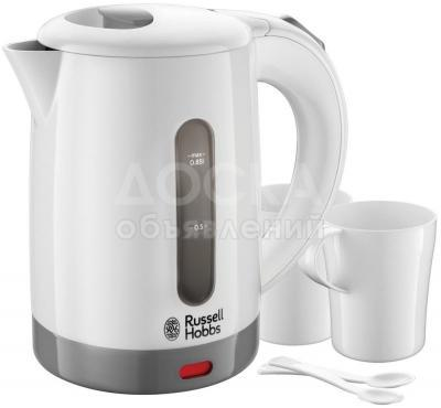 11507 - Электрочайник RUSSELL HOBBS 23840-70 Travel Kettle