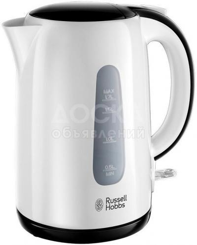 11509 - Электрочайник RUSSELL HOBBS 25070-70 My Breakfast Kettle
