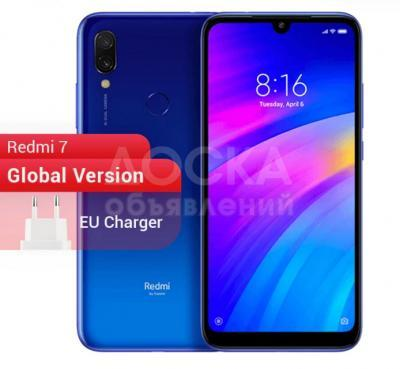 Xiaomi Redmi 7  Global Version 64Gb Blue