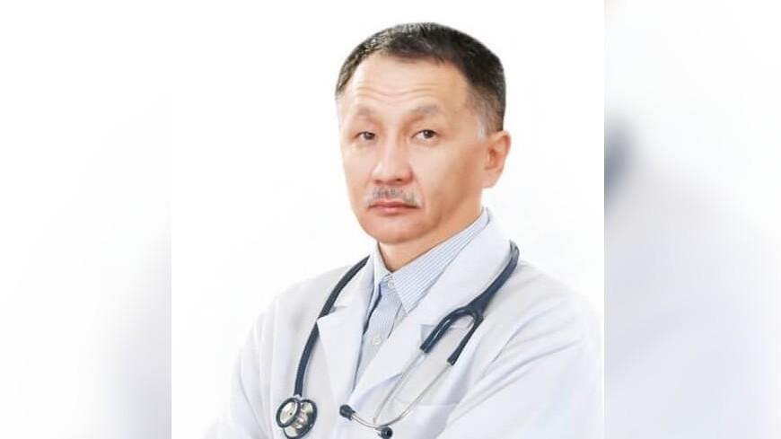 Омурзаков Бакыт Алапаевич