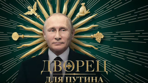 CentralAsia: Navalinyy opublikoval rassledovanie o «dvorse Putina». Viydeo
