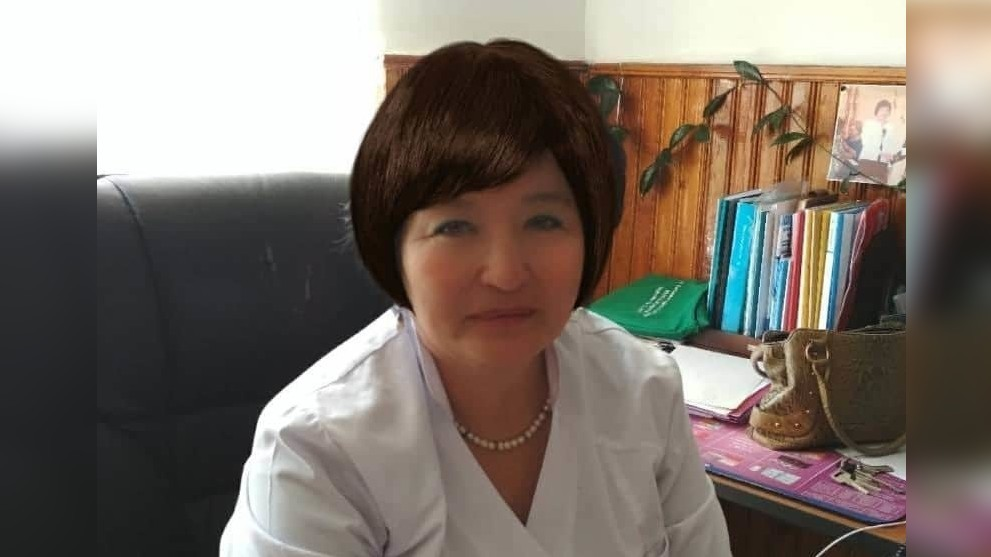 Бубайым Жээнбаева
