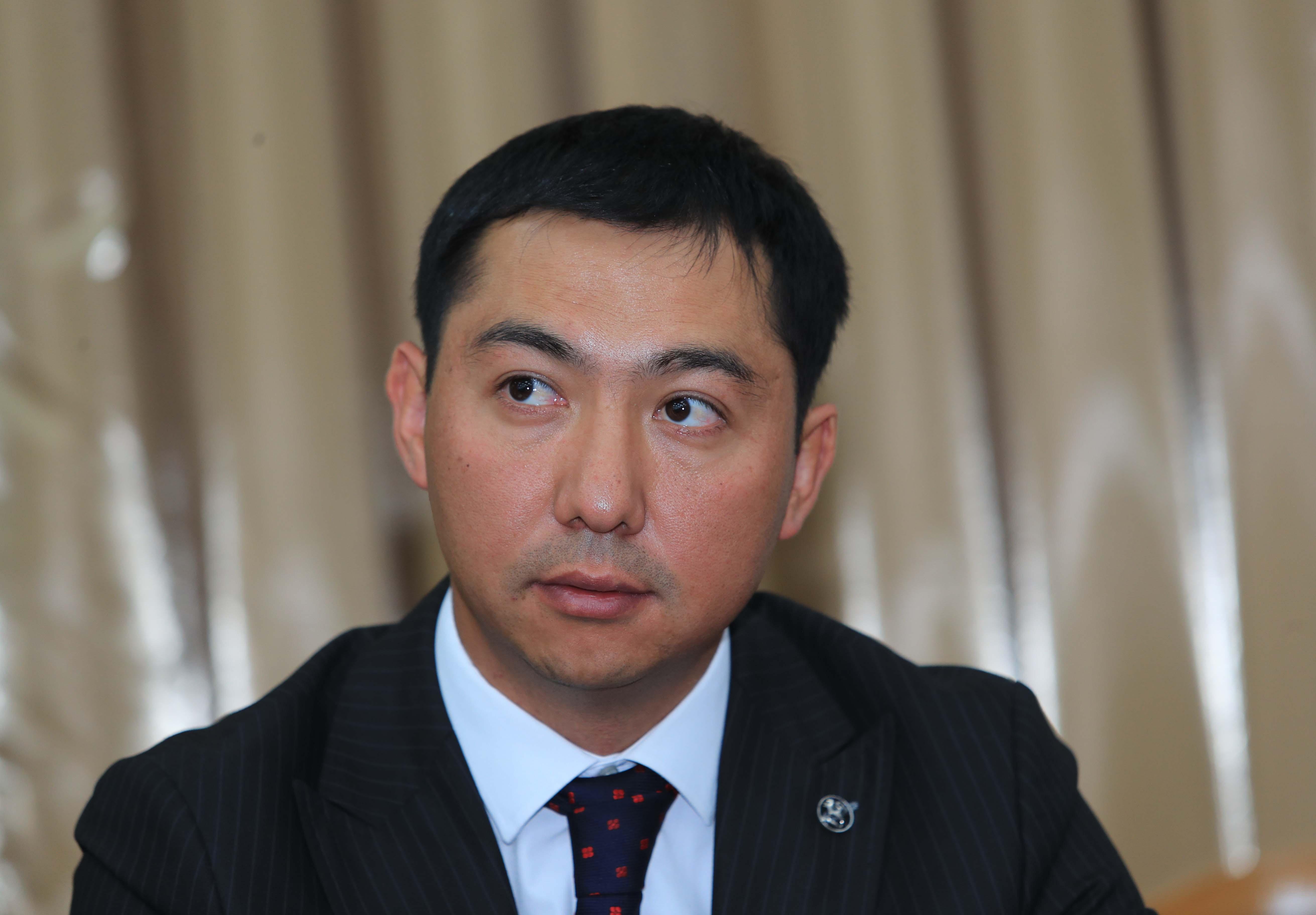 Азамат Жаманкулов