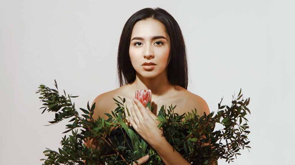 CentralAsia: Уроженка Таджикистана Манижа Сангин представит Россию на конкурсе «Евровидение»