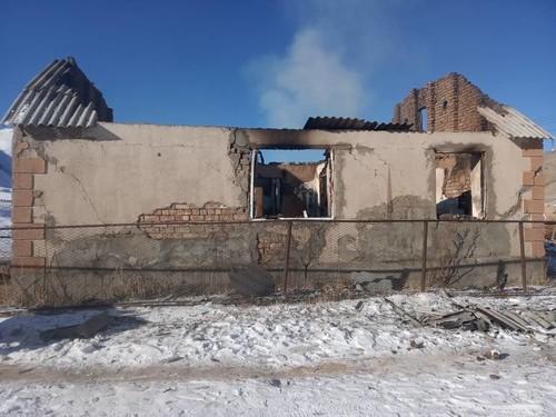 Turmush: Кочкордун Мантыш айылындагы оорукананын жаңы имараты пайдаланууга  берилди
