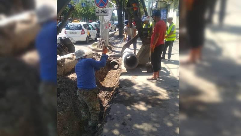 Асфальтовое покрытие велодорожки на улице Абдрахманова исправят сегодня, - мэрия