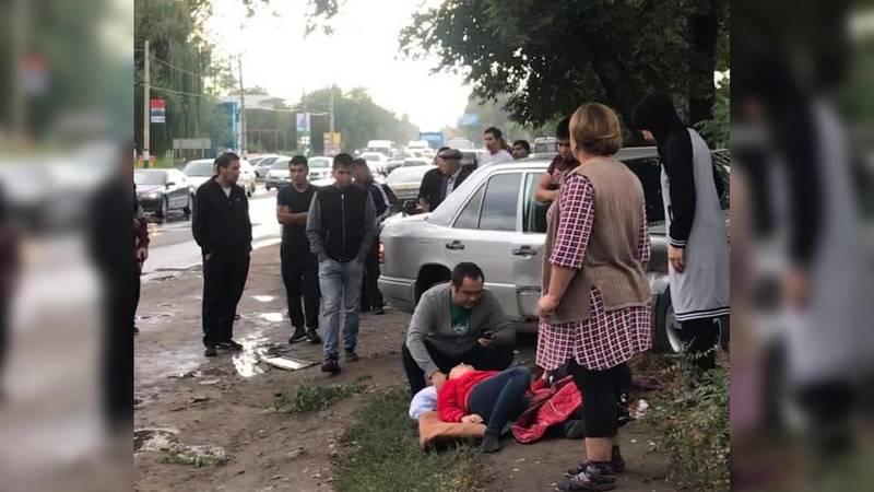 В Лебединовке произошло ДТП, есть пострадавшие