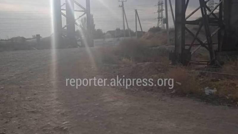 Житель Ак-Орго просит отремонтировать дорогу по ул.Бар-Булак