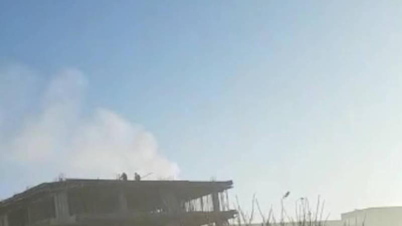 Горожанин жалуется на дым от частных домов в районе «Токолдош». Видео