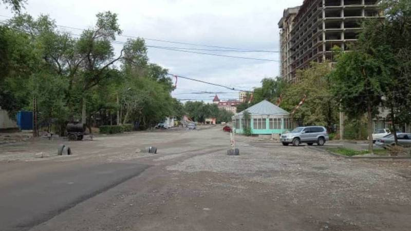 Когда возобновится ремонт улицы Линейной? - горожанин