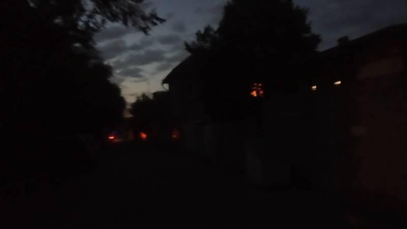 По Жантошева, Суванбердиева и в сквере «Физкультурный» ночью отключают освещение, - бишкекчанин