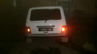 «Авто «Нива» (госномер 1000 ЧК) перекрыло проход в подъезд дома», - сообщил житель.