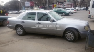 Еще «один» сделал парковку на пересении Советская-Боконбаева в час пик, - читатель