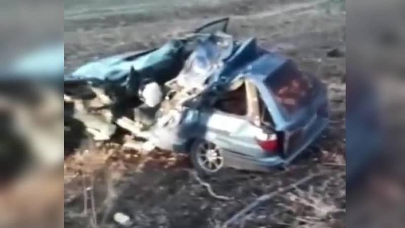 В селе Ивановка произошло ДТП, есть пострадавшие