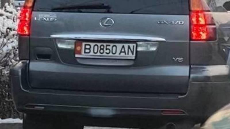 Lexus GX 470 едет по встречке по Кулатова, - очевидец
