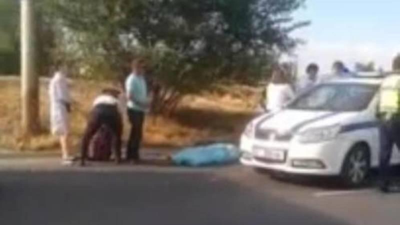 На Льва Толстого машина насмерть сбила пешехода, - очевидец