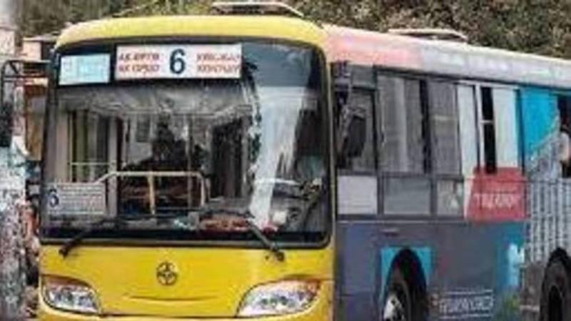 Четыре автобуса вышли из строя, - мэрия о большом интервале между автобусами №6