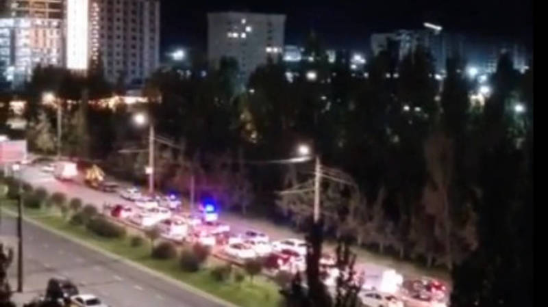 На Южной магистрали был рейд, за 2 часа поймали 15 пьяных водителей, - УПСМ о досмотре машин