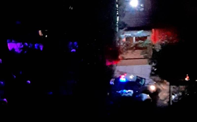 Девушки в кустах, сбежавшие парни и милиционеры с фонариками. История одной ночи в мкр Восток-5 (видео)