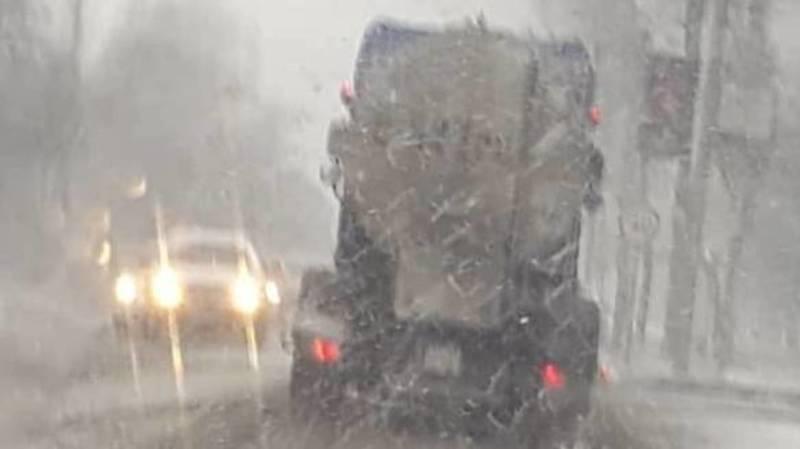 Горожане просят запретить движение большегрузных машин по ул.Каралаева