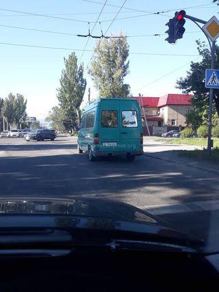 Проезд перекрестка на красный сигнал светофора
