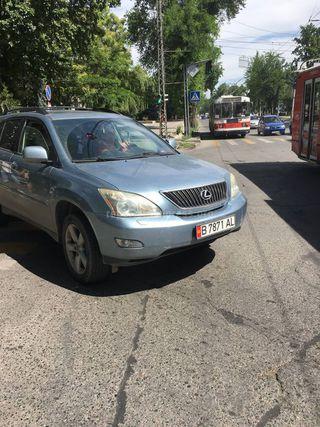 Выезд на перекресток на запрещающий сигнал светофора на ул.Фрунзе